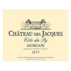 Chateau Jacques Cote Py Morgan Beaujolais 2015 1.5L image