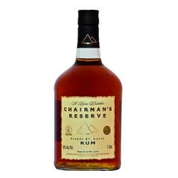 Saint Lucia Distillers Chairmans Reserve Gold image
