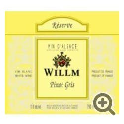 Alsace Willm Pinot Gris Reserve 2018