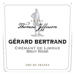 Gerard Bertrand Cremant Rose Jefferson 2015 image