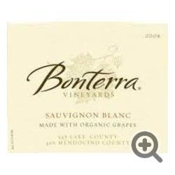 Bonterra Organically Grown Sauvignon Blanc 2018