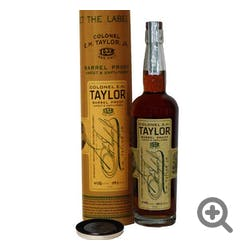 E.H. Taylor Jr. Uncut & Unfiltered 129.3prf
