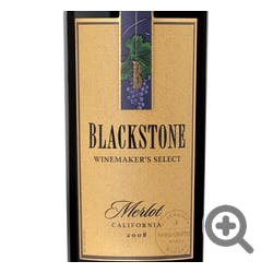 Blackstone Winery Merlot 2017