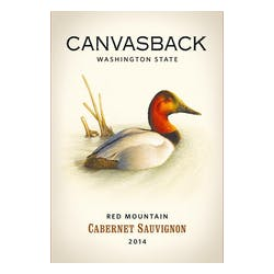 Canvasback by Duckhorn Cabernet Sauvignon 2015 image