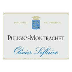 Olivier Leflaive Puligny Montrachet AC 2016 image