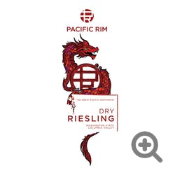 Pacific Rim 'Dry' Riesling 2018