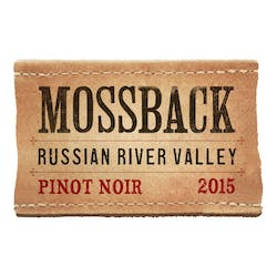 Mossback Pinot Noir 2017 image