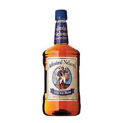 Admiral Nelson 'Spiced' 70Prf Rum 50ml image