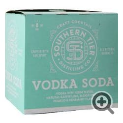 Southern Tier Vodka Soda 4-355ml Cans