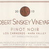Robert Sinskey Vineyards Pinot Noir 2015