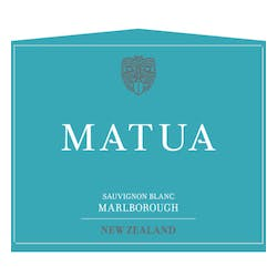 Matua Valley Winery Sauvignon Blanc 2018 image