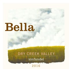 Bella Vineyards Dry Creek Zinfandel 2016 image