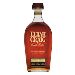 Elijah Craig 12yr 122.2Prf 'Single Barrel' Bourbon 750ml image