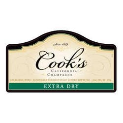 Cooks 'Extra Dry' Sparkling NV 1.5L image