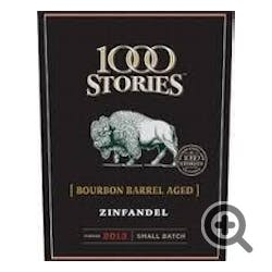 1000 Stories Bourbon Barrel Zinfandel 2017