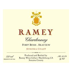 Ramey 'Fort Ross-Seaview' Chardonnay 2016 image
