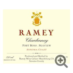 Ramey 'Fort Ross-Seaview' Chardonnay 2016