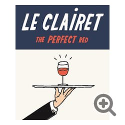 Broc Cellars 'Le Clairet' The Perfect Red Blend 2018
