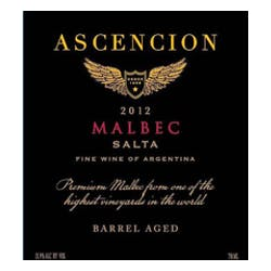 Ascencion 'Barrel Aged' Malbec 2017 image