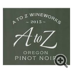 A to Z Winery Pinot Noir 2016