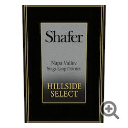 Shafer 'Hillside Select' Cabernet Sauvignon 2015