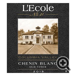 L'Ecole No 41 Columbia Valley Old Vines Chenin Blanc 2018