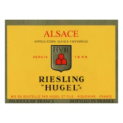 Hugel Classic Riesling 2017 image
