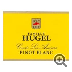 Hugel 'Cuvee Les Amours' Pinot Blanc 2017