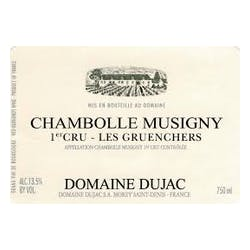 Dujac Chambolle-Musigny 1er Cru Les Gruenchers 2017 image