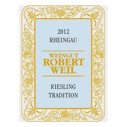 Robert Weil Riesling Tradition Qba 2017 image