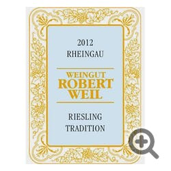 Robert Weil Riesling Tradition Qba 2017