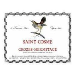 Chateau St Cosme Crozes Hermitage 2017 image