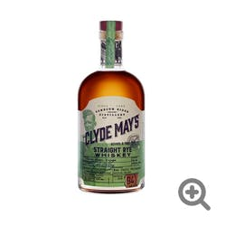 Clyde May's 94prf 750ml Straight Rye Whiskey