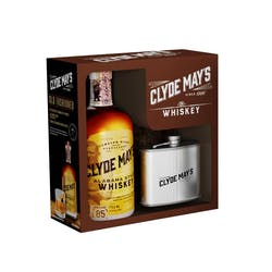 Clyde May's 85prf w/Flask GIFT Alabama Style Whiskey image