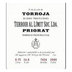 Terroir Al Limit Vi de Vila 2016 image