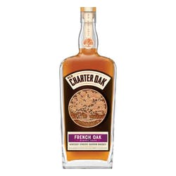 Old Charter Oak 92 Proof 'French Oak' Bourbon 750ml image