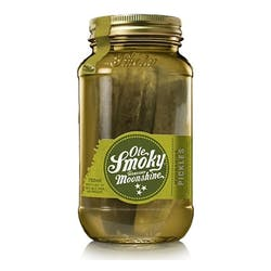 Ole Smoky Moonshine 'Pickles' 40prf 750ml image