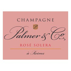 Palmer & Co Rose Reserve Champagne image