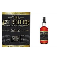 Catskill Distilling Company 'Most Righteous' Bourbon 750ml image