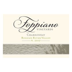 Foppiano Vineyards Chardonnay 2017 image