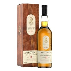 Lagavulin 11yr 92Proof Offerman Edition Single Malt image
