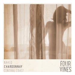 Four Vines 'Naked' Chardonnay 2018 image