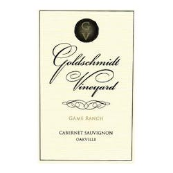 Goldschmidt Vineyard 'Game Ranch' Cabernet Sauvignon 2015 image