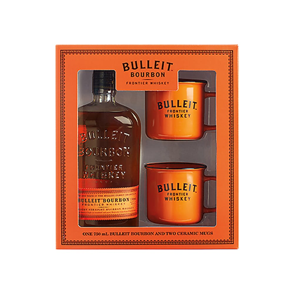 D Set Of 2 Bulleit Frontier Whiskey Bags Bourbon /& Rye   *New without tags*