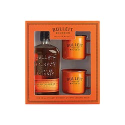 Bulleit w/2 Glass Gift Set Bourbon 750ml image