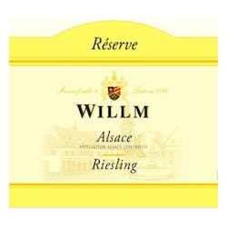 Alsace Willm Riesling Reserve 2018 image