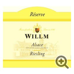 Alsace Willm Riesling Reserve 2018