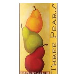 Mason Cellars 'Three Pears' Pinot Grigio 2018 image