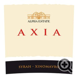Alpha Estate 'Axia' Xinomavro/Syrah 2016