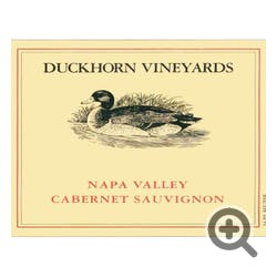 Duckhorn Vineyards Cabernet Sauvignon 2016